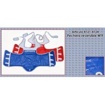 Taekwondo Wtf Olímpico Pechera Wtf Reversible Protección