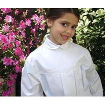 Guardapolvo Escolar Tableado Nena Sarmiento Talle: 6