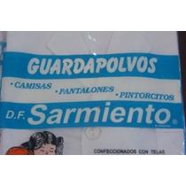 Guardapolvo Sarmiento Arciel Tableado Talle 6