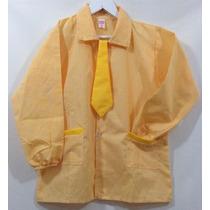 Pintorcito Clasicos Amarillo Con Corbata Amarilla T.6