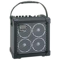 Amplificador Portátil Roland Microcube Rx 5watts, 4x4 ,efect