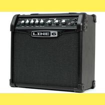 Line 6 Spider Combo Iv 15 Amplificador 15 W. C/ Efectos