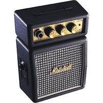 Amplificador Guitarra Mini Amp Marshall Ms2-ms2c Zona Oeste