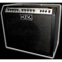 Amplificador Nativo Gts 65r Para Guitarra Reverb 65 Watts