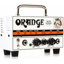 Orange Micro Terror Cabezal Pre Valvular 20 Watts