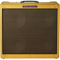 Ampli Valvular Fender Bassman Ri59 Tweed Made In Usa