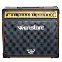 Multi Amplificador Wenstone Kba 650r Con Eminence