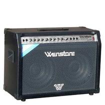 Wenstone Ge 1200 Eminence Amplificador De Guitarra 120w