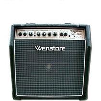 Amplificador Wenstone 20w Para Guitarra + Cable De Regalo !