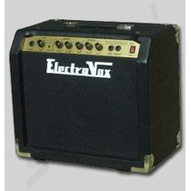 Amplificador De Guitarra Valvetech 30w Electrovox Decoud