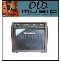Amplificador Multiuso Teclado Voz Guitarra Wenstone A/ge 25w