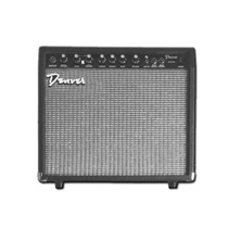 Amplificador Denver Gx35r Para Guitarra 35 Watts