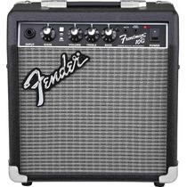 Fender Frontman 10g Amplificador Guitarra 10w Eq+ Aux Mp3 Cd