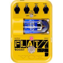 Vox Pedal Flat 4 Boost De Efecto Valvular Daiam