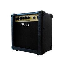 Amplificador Para Guitarra Ross 10 Watts Oferta Especial