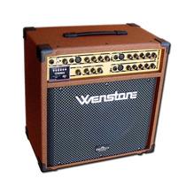 Multi Amplificador Wenstone Kba112 E Usb Mp3 200w Max