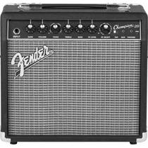 Amplificador Con Efectos Para Guitarra Fender Champion 20w