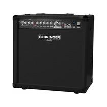 Behringer Gtx60 Amplificador Guitarra 60w 2 Canales Efectos
