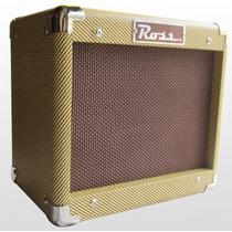 Amplificador Ross V10g Para Guitarra