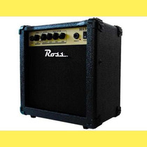 Amplificador Ross P/ Guitarra 10w - 10g