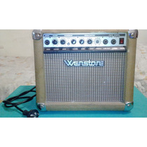 Amplificador Wenstone Modelo Ge 156 Ideal Guitarra!!!