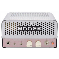 Mooer Little Monster Ac Amplificador Valvular P/ Guitarra