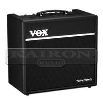 Amplificador Vox Vt80+ Pre Valvular 80 Watts Con Fx