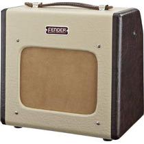 Oferta! Amplificador De Guitarra Fender Champion 600 Valvula