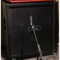 Caja Vintage Electric 4x12 Con 2 Wgs Invader