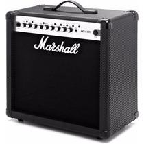 Amplificador Marshall Mg50 Cfx 1x12