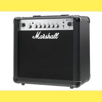 Amplificador Marshall 15w Para Guitarra Mg15 Cfr Reverb