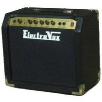 Amplificador Para Guitarra Electrovox Valvetech Gtt 30