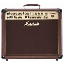 Amplificador Marshall As 100 D Para Acustica Multiproposito