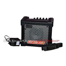 Amplificador Portatil A Bateria Aroma Tm05 Musica Pilar