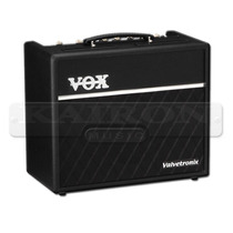 Amplificador Vox Vt20+ Para Guitarra 20 Watts