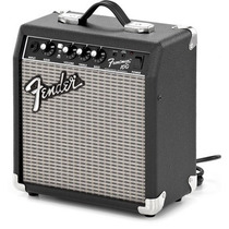 Fender Frontman 10g Amplificador Para Guitarra 10w Cd Mp3 Eq