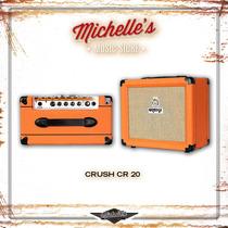 Amplificador De Guitarra Orange Crush Cr-20