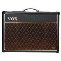 Amplificados Guitarra Electrica Vox Ac15vr 1x12 Valv + Trans