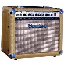 Amplificador De Guitarra Wenstone Guitar30e 30w Rms Vintage