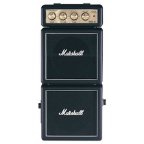 Mini Amplificador De Guitarra Marshall Ms-4