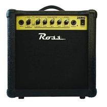 Amplificador Guitarra 25w Rms Ross G25r Reverb Distorsión
