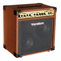 Amplificador Multiple Teclado Voz Guitarra Wenstone Kba/328