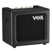Vox Amplif. Mini3 G-2 Combo 3w Parlante 5 Multiefecto Daiam
