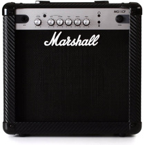 Amplificador Marshall Mg15cf Guitarra 15 Watts - Oficial