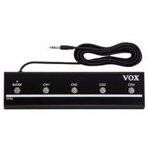 Vox Vfs 5 Footswtich De 5 Vias Amplificadores Linea Vt
