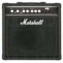 Marshall Mb15 Combo Transistor 15w 1x8 P/bajo Oferta