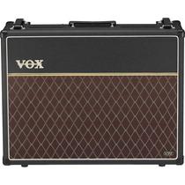 Amplificador De Guitarra Pre Valvular Vox Ac30 Vr 2x12 30w