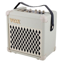Vox Mini5 Rhythm Double Ivory Combo Para Guitarra