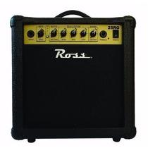Equipo Ross Para Guitarra 25-rg Combo