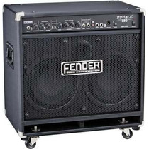Fender Rumble 350 Amplificador Combo De Bajo 350 Watts